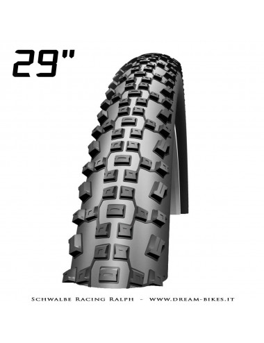 Schwalbe Racing Ralph 29 x 2.10 Evo LiteSkin Pacestar 495 gr