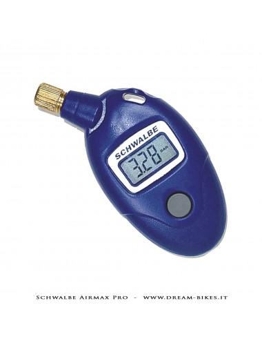 Schwalbe Airmax Pro Tires Pressure Gauge