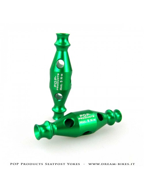 POP Products Seatpost Yokes Tuning