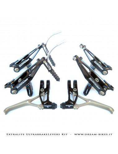 Extralite UltrabrakeLevers Kit