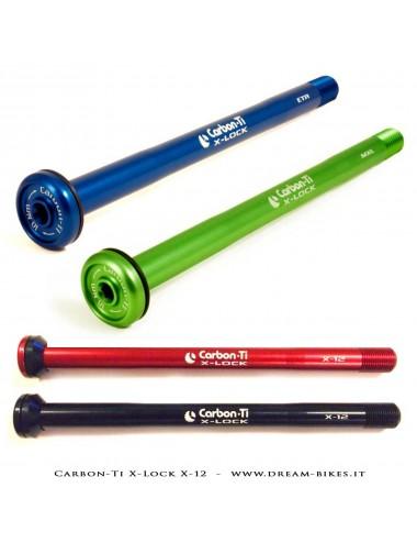 Carbon-Ti X-Lock QR12 Perno Passante Ruota Posteriore 12x142 e 12x148 Boost