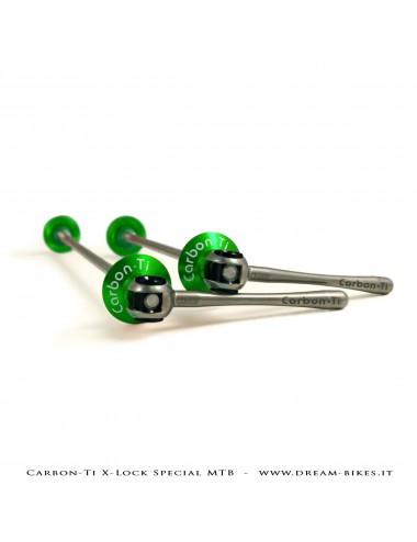 Carbon-Ti X-Lock Special MTB Bloccaggi Ruota a Sgancio Rapido