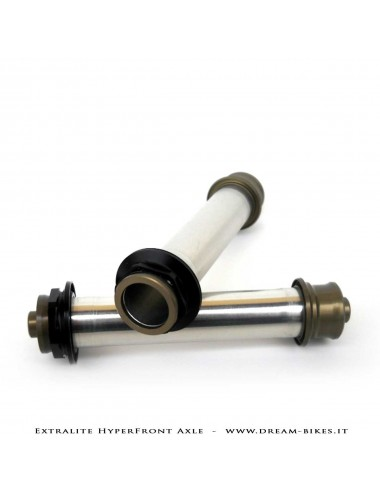 Extralite HyperFront Axle Kit QR9