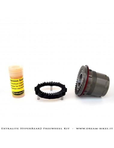 Extralite HyperRear 2 Sram XD Freewheel Kit