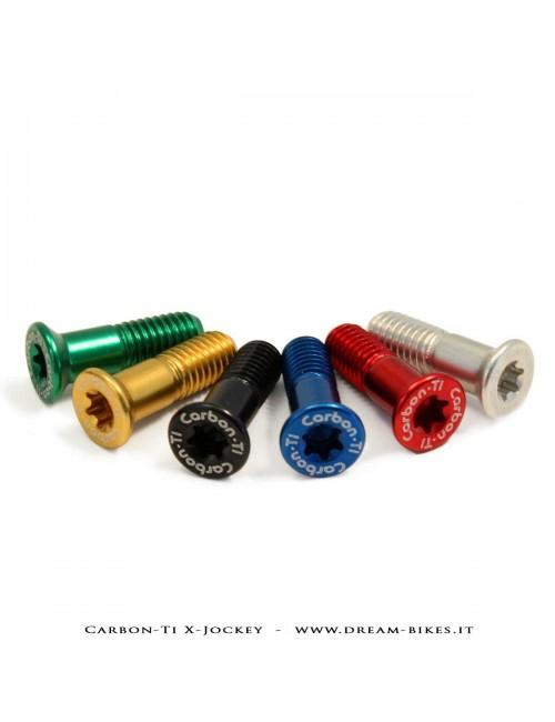 Carbon-Ti X-Jockey Viti Pulegge Cambio
