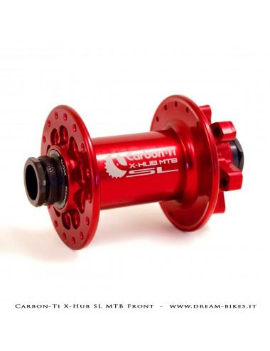 Carbon-Ti X-Hub SL Front MTB Hub