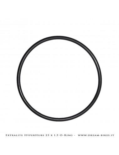 23 x 1.5 O-Ring Extralite HyperHubs