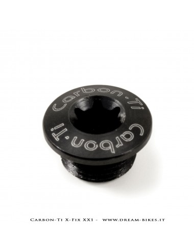 Carbon-Ti X-Fix XX1 Chainring Bolts Kit