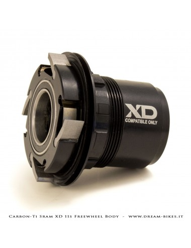 Corpetto Sram XD 11v Carbon-Ti X-Hub SL/SP