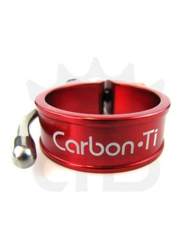 Carbon-Ti X-Clamp QR Evo