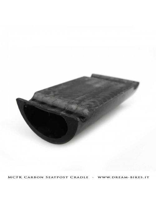 MCFK SeatPost Carbon Cradle Tuning