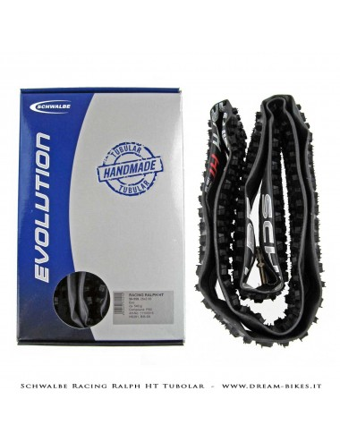 Schwalbe Racing Ralph HT Tubular Tire 29 x 2.00 (50-622) Evolution Pacestar 595 gr