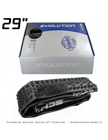 Schwalbe Racing Ralph HT Tubolare 29 x 2.00 (50-622) Evolution Pacestar 595 gr.