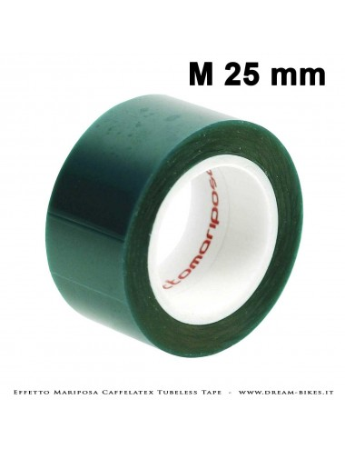 Effetto Mariposa Caffelatex Nastro Tubeless M (25 mm x 8 m)