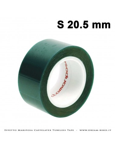 Effetto Mariposa Caffelatex Tubeless Tape Size S (20.5 mm x 8 m)