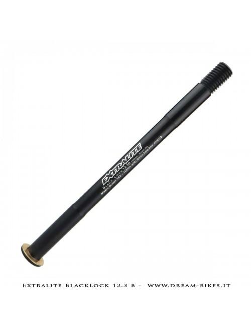 Extralite BlackLock QR12 Perno Passante Ruota Posteriore 12 mm