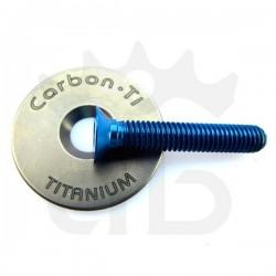 Carbon-Ti X-Cap Titanium
