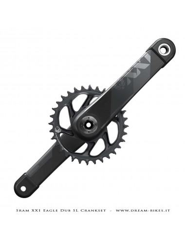 Guarnitura Sram XX1 Eagle DUB SL Boost 34T