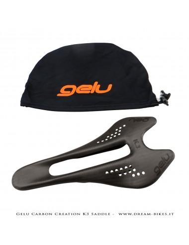 Gelu Carbon Creation K3 Sella Full Carbon 38 gr. La Più Leggera Al Mondo