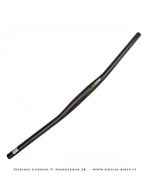 Darimo Carbon 9° Ultralight Flatbar From 79 gr.