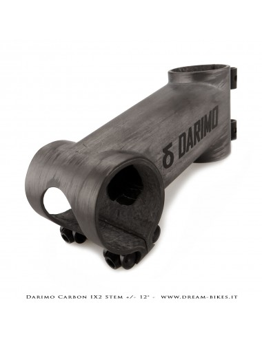 Darimo Carbon IX2 Ultralight Stem - 12 degrees