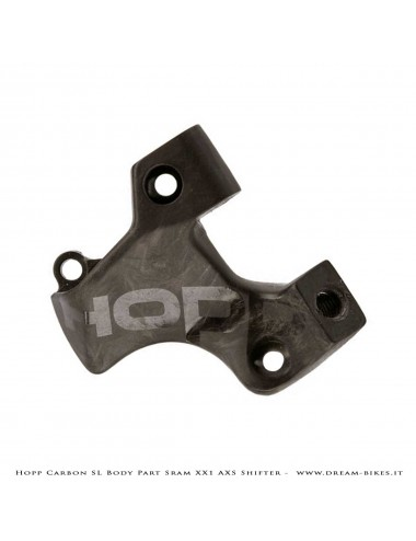 Hopp Carbon SL Body Part For Sram XX1 Eagle AXS Shifter