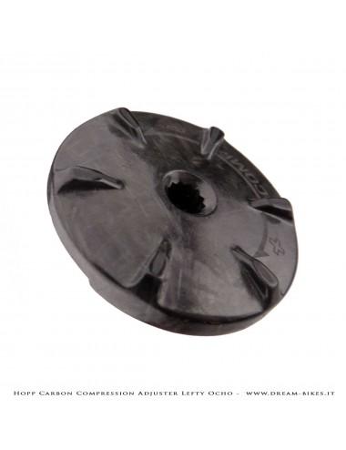 Hopp Carbon Compression Adjuster For Cannondale Lefty Ocho Fork