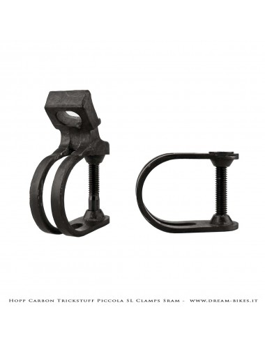 Hopp Carbon Trickstuff Piccola Carbon Clamps SL Matchmaker