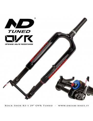 Rock Shox RS-1 ACS 29 100 mm OVR ND Tuned 1358 gr.