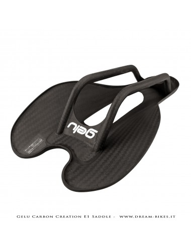 Gelu Carbon Creation E1 Sella Full Carbon Ultraleggera 65 gr.