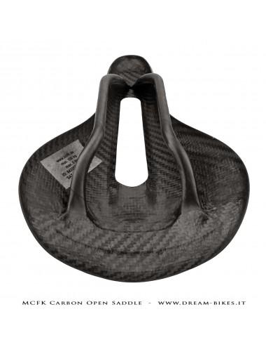 MCFK Carbon Open Sella Full Carbon Ultraleggera Da 69 gr.