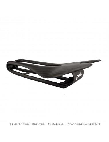 Gelu Carbon Creation F1 Sella a Balestra Full Carbon Ultraleggera 80 gr.