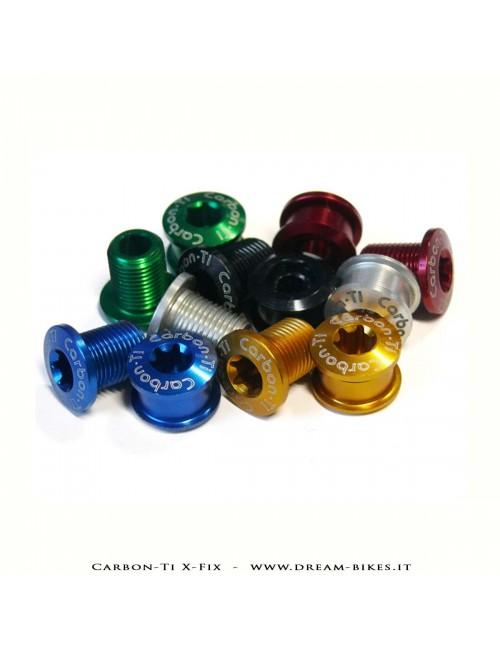 Carbon-Ti X-Fix XS Chainring Bolts Kit