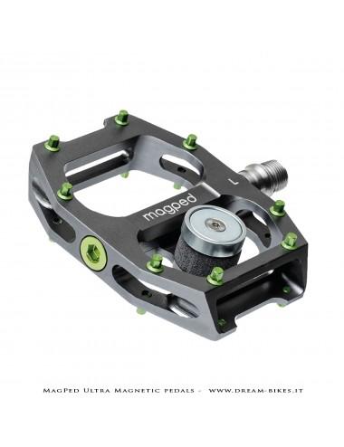 Magped Ultra Magnetic Pedals Titanium