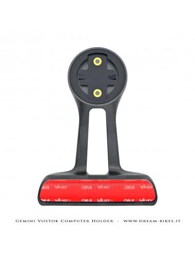Gemini VOSTOK Supporto Computer Garmin Per Manubrio Integrato (PRÖPUS, KASTOR, POLLUX)