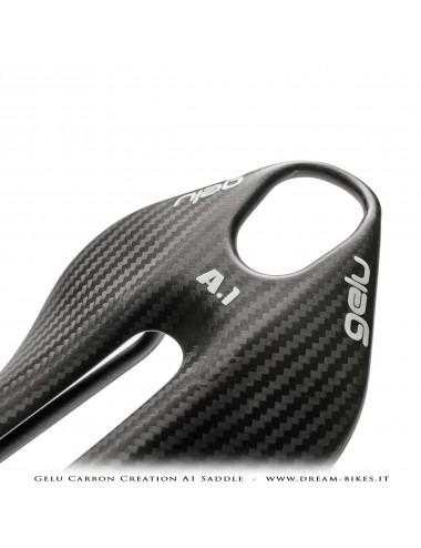 Gelu Carbon Creation A1 Sella  Full Carbon Ultraleggera 60 gr.